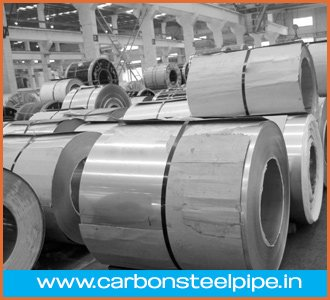 This Stainless Steel coil is manufactured by our professionals as per the set industry using high grade steel materials and advanced technology