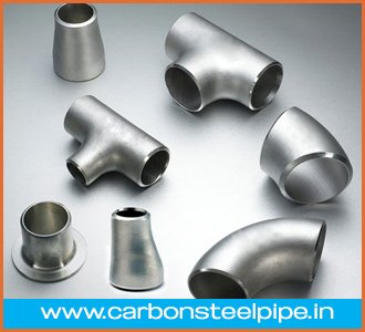 A Leading Exporter and Manufacturer of Ss Welded Pipe Fittings India